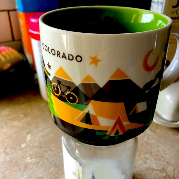 Colorado Starbucks You Are Here Collection